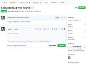 GitHubConnector IssueCreate Github
