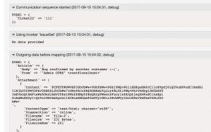 GitHubConnector IssueGet Debugger 1