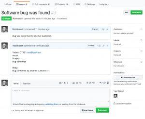 GitHubConnector NoteCreate Github