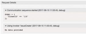 GitLabConnector IssueCreate Debugger 1